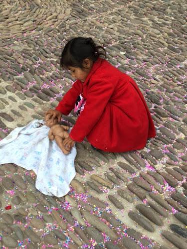 La bimba in rosso di Laura Parodi