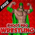 Shoot Pro Wrestling Game Free icon