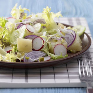 Radish-Sprouts Salad Recipe
