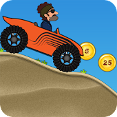 Mountain Climb:Offroad Legends