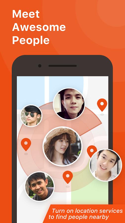 Tantan dating app