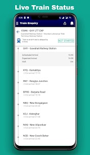 Indian Railway – IRCTC & PNR Status Apk  Download For Android 2