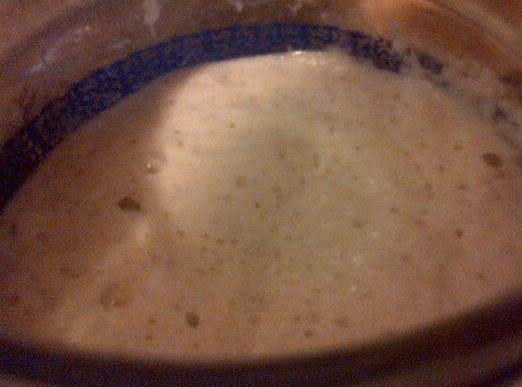 Cheli's Sourdough Starter Recipe