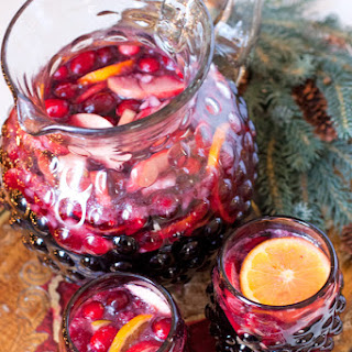Christmas Sangria Sangria Recipes