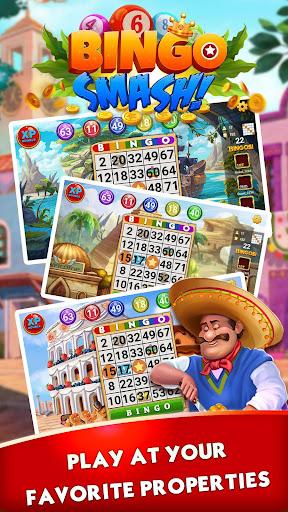 Bingo Smash - Lucky Bingo Travel  screenshots 1