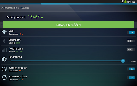 AVG Cleaner & Battery Saver v2.2.1.1