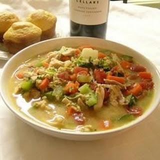 Peanut Butter Chicken Noodle Soup Recipes