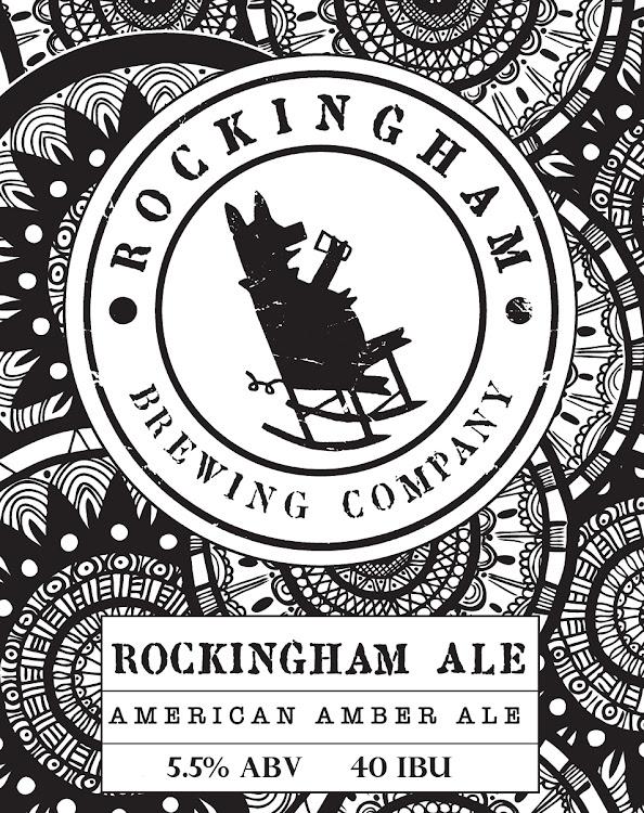 Logo of Rockingham Brewing Company Rockingham Ale