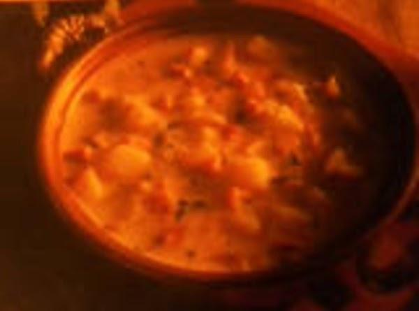 Grandma Marty's Chunky Potato Soup Recipe