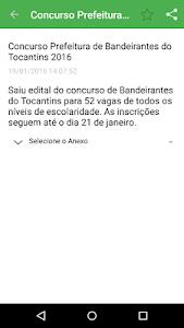 Concursos Mobile 2 screenshot 2