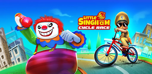 Little Singham Cycle Race - Apps on Google Play