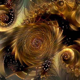 Spiral 66 by Cassy 67 - Illustration Abstract & Patterns ( digital, love, harmony, surreal, abstract art, trippy, spiral, abstract, fractals, digital art, psychedelic, modern, light, fractal, style, energy, fashion )