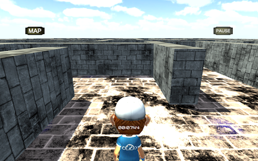 Capturas de pantalla de Epic Maze Boy 3D 10