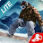 Snowboard Party Lite logo
