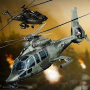 Helicopter Gunship Attack