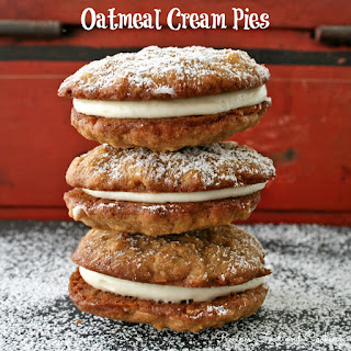 Frosted Molasses Creams Recipes