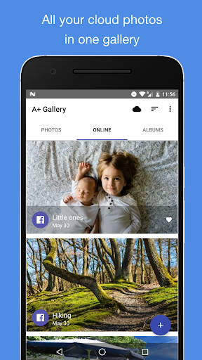 A+ Gallery - Photos & Videos 2.2.27.20 screenshots 2