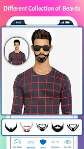 Man Photo Editor & Men HairStyle, Suits, Mustache 1.20 MOD for Android 3