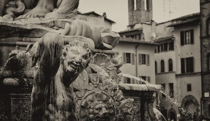 Fontana del Nettuno di Andrea Izzotti