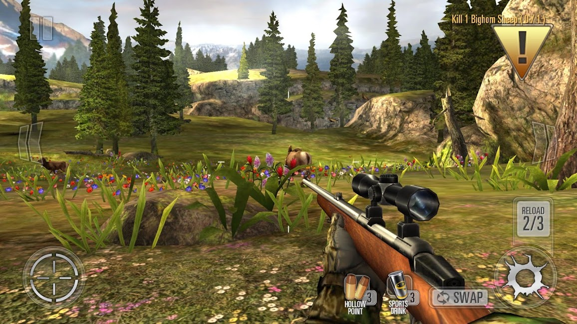 #14. DEER HUNTER CLASSIC (Android)