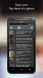 newscase: the world in one app- screenshot thumbnail