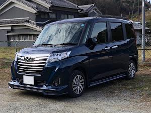 """ルーミーカスタム  G""""S"""" (4WD)のカスタム事例画像 nozomunさんの2018年12月16日10:30の投稿"""