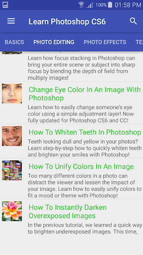 Learn Photoshop CS6 Step By Step 1.4.2 screenshots 7