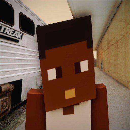 Mods Minecraft GTA San Andreas