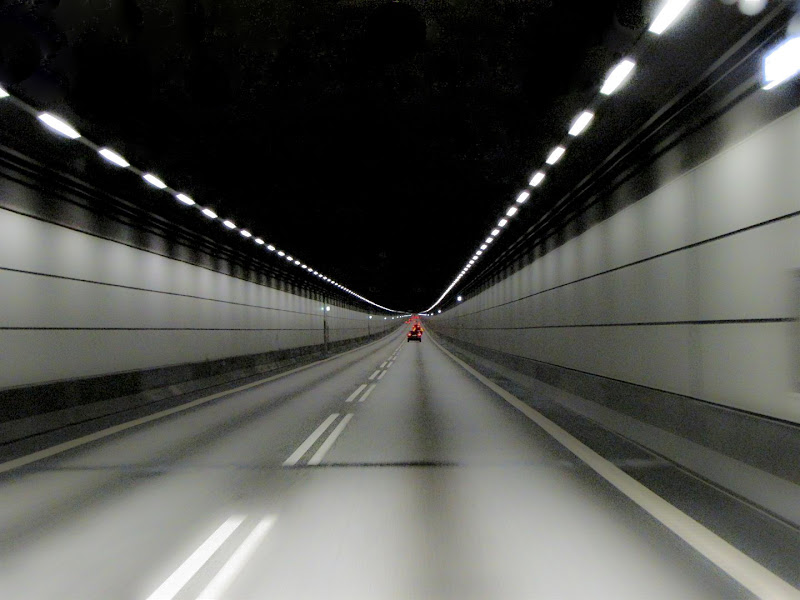 ..In fondo al tunnel di leorol