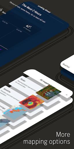 AccuWeather: Weather alerts & live forecast radar screenshots 5