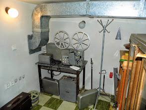 Photo: ... kde kromě našich 35mm projektorů byla vystavena další zařízení,...