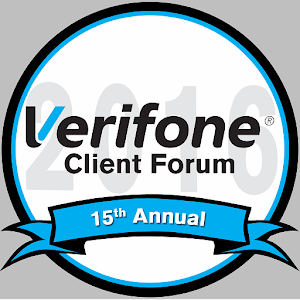 Verifone Client Forum 2016