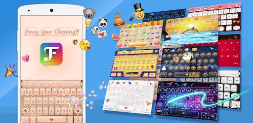 FancyKey Keyboard - Cool Fonts, Emoji, GIF,Sticker - Apps on
