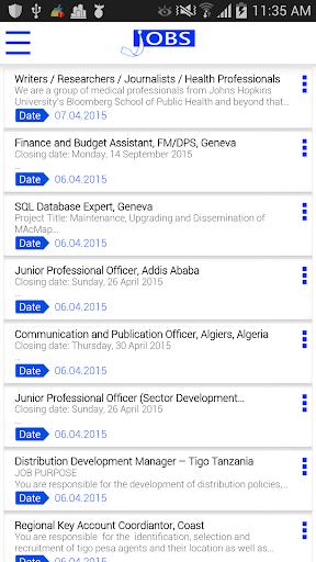 Jobs Tanzania
