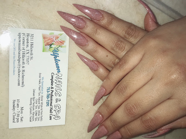 Uptown Nails & Spa