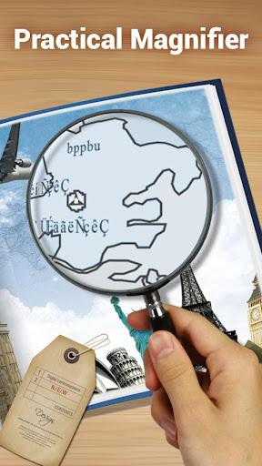 Screenshot for Magnifier - Magnifying Glass in United States Play Store