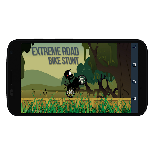 Xtreme Road Bike Stunt