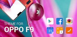 Download Oppo F9 launcher , Oppo F9 theme APK latest version