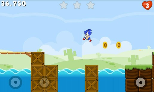 Sonic Epic Adventure - náhled