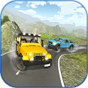 Offroad 4x4 Jeep Drift Racer icon
