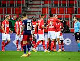 Une grosse deuxième mi-temps, deux penaltys transformés : le Standard de Liège rejoint les poules de l'Europa League