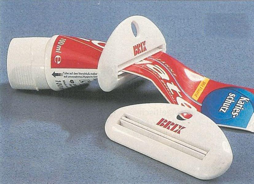 Tubklämma för plasttuber