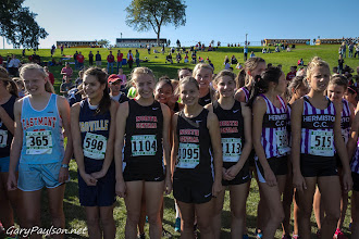 Photo: Girls Varsity - Division 1 44th Annual Richland Cross Country Invitational  Buy Photo: http://photos.garypaulson.net/p268285581/e4606af86