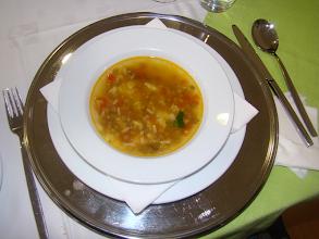 Photo: dhal sherva (sopa de lentilhas)
