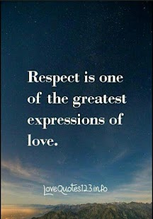 Peace Love & Respect Quotes - náhled