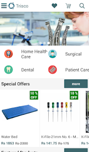 Trisco Dental&Medical Supplies- screenshot thumbnail