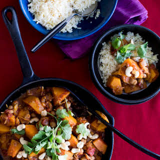 Moroccan Butternut Curry.