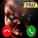 killer Chucky Fake call - PRO icon