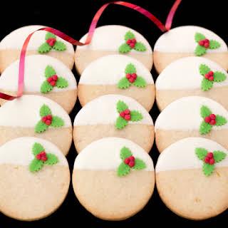 Lemon & Ginger Christmas Cookies.