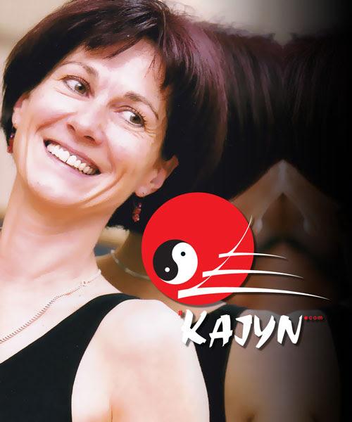 Véronique Varejka prof de modern jazz au Kajyn